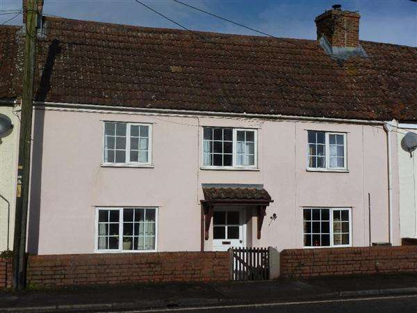 4 Bedrooms Cottage House for sale in Rose Cottage, Turnpike Road, Lower Weare