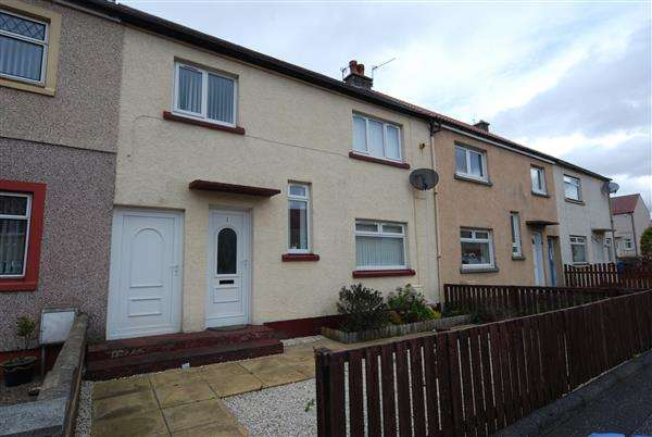 3 Bedrooms Terraced House for sale in Queens Drive, Ardrossan
