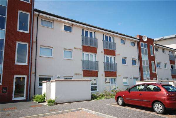 2 Bedrooms Apartment Flat for sale in Dockers Gardens, Ardrossan