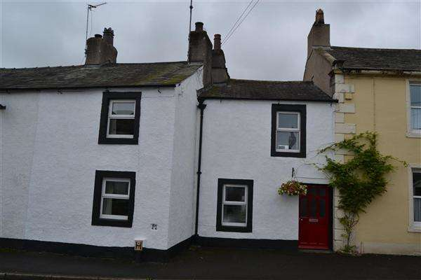 3 Bedrooms Terraced House for sale in Main Street, Greysouthen, Cockermouth
