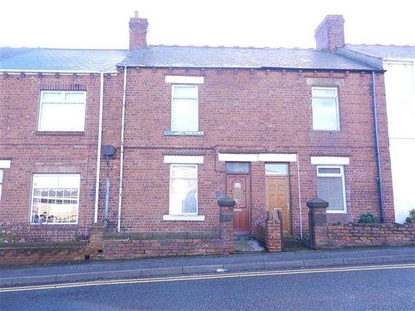 2 Bedrooms Terraced House for sale in Gordon Terrace, Stanley