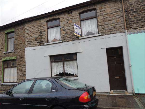 4 Bedrooms Terraced House for sale in Brook Street, Tonypandy