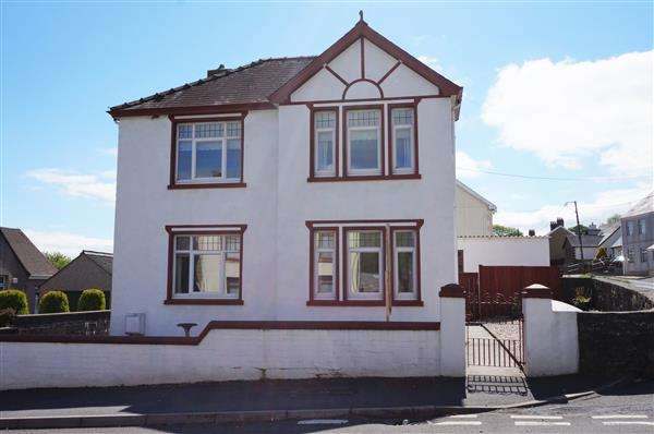 3 Bedrooms Detached House for sale in Heol-Y-Meinciau, PONTYATES, Llanelli