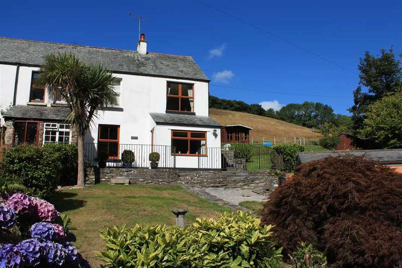 4 Bedrooms House for sale in Millendreath, Looe