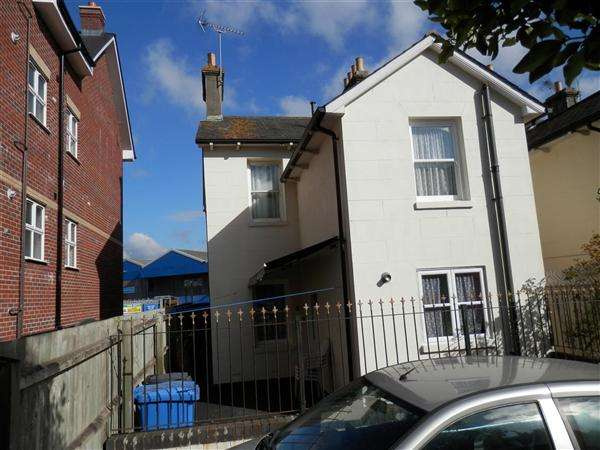 3 Bedrooms End Of Terrace House for sale in Blandford Road, Poole