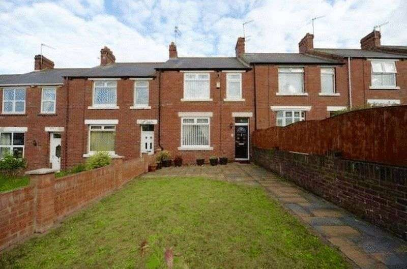 3 Bedrooms Terraced House for sale in Polemarch Street, Seaham