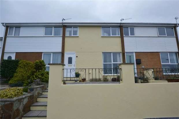 4 Bedrooms Terraced House for sale in BARNSTAPLE, Devon