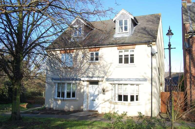 5 Bedrooms Detached House for sale in Orsett Village