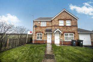 2 Bedrooms Semi Detached House for sale in Kilburn Gardens, Percy Main, North Shields, Tyne and Wear, NE29