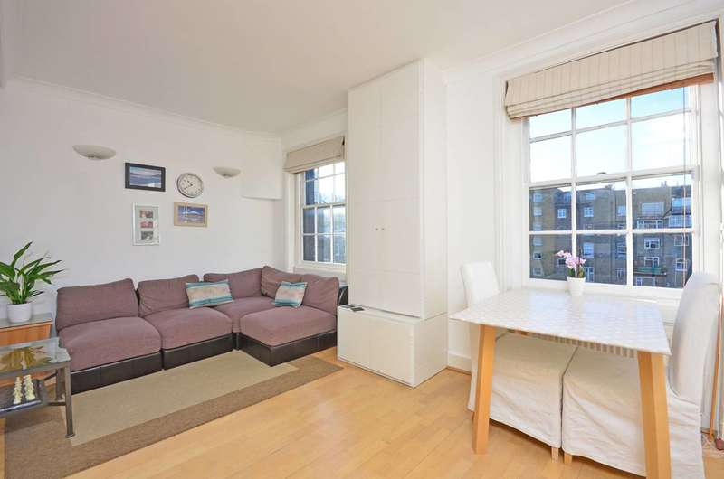 2 Bedrooms Flat for sale in Spring Street, Paddington, W2