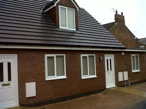 2 Bedrooms Terraced House for sale in Keelson Court, Hull, HU5 2AH