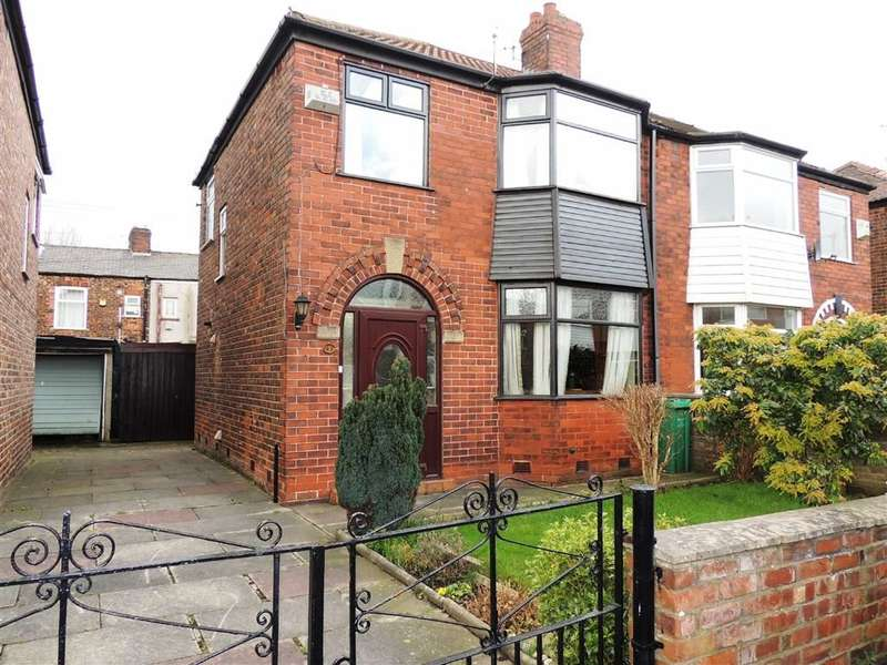 3 Bedrooms Property for sale in Wycombe Avenue, Manchester