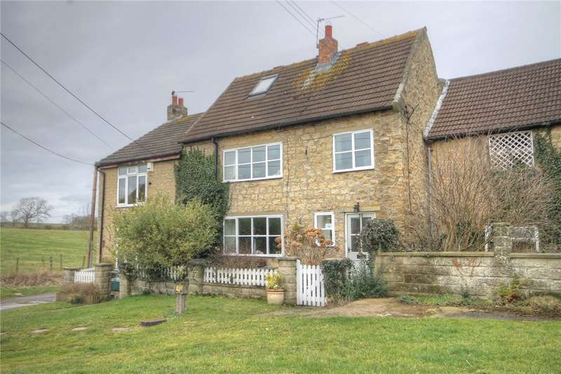 4 Bedrooms End Of Terrace House for sale in The Green, Brafferton, Darlington, DL1