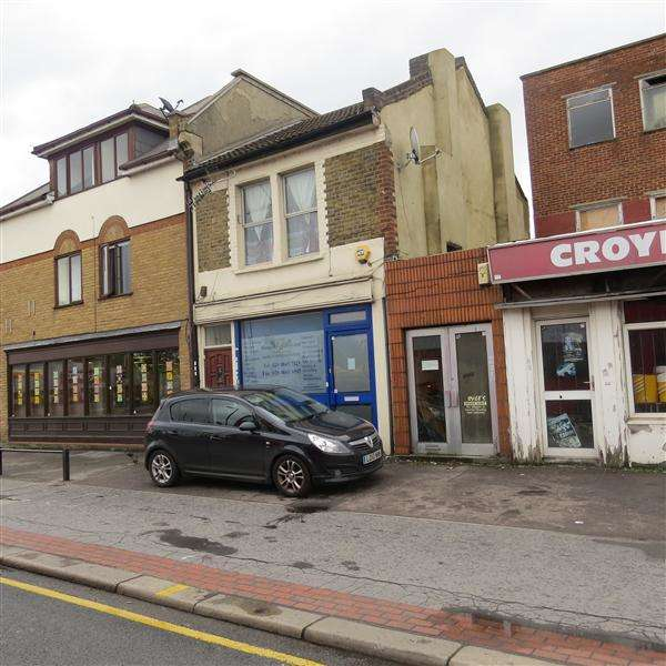 2 Bedrooms Commercial Property for sale in Whitehorse Road, London