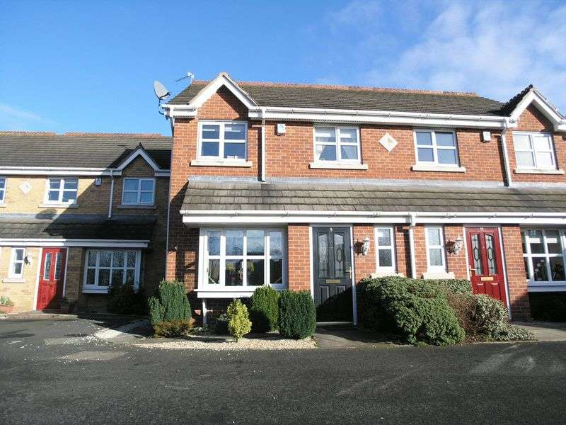 3 Bedrooms Semi Detached House for sale in BRIERLEY HILL, Goldencross Way.