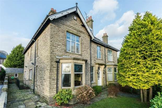5 Bedrooms Detached House for sale in Haslingden Road, Rossendale, Rossendale, Lancashire