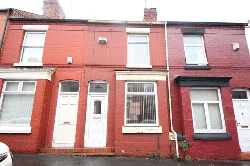 3 Bedrooms Terraced House for sale in Day Street, Old Swan, Liverpool, L13