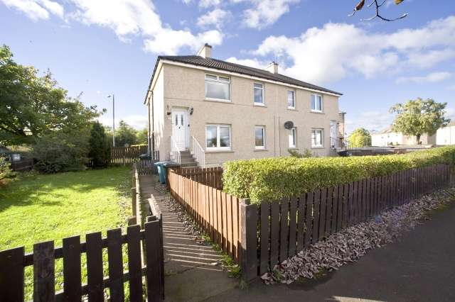 2 Bedrooms Villa House for sale in Glencairn Avenue, Wishaw, North Lanarkshire, ML2 7RG
