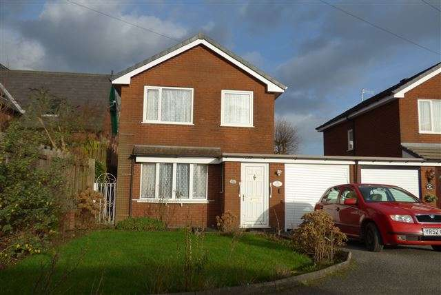 3 Bedrooms Detached House for sale in 15 Milk Street, Leek, Staffordshire, ST13 6BE