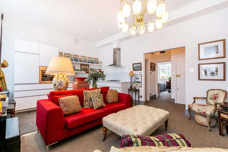 1 Bedroom Flat for sale in Arundel Gardens, Notting Hill, W11