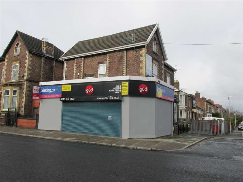 5 Bedrooms Commercial Property for sale in Balls Road, Prenton, Birkenhead