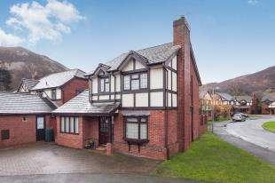3 Bedrooms Detached House for sale in Gardd Eryri, Dwygyfylchi, Penmaenmawr, Conwy, LL34