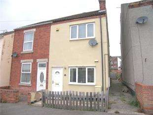 2 Bedrooms Semi Detached House for sale in Chatsworth Street, Tibshelf, Alfreton, Derbyshire