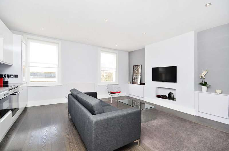 3 Bedrooms Maisonette Flat for sale in Richmond Way, Brook Green, W14