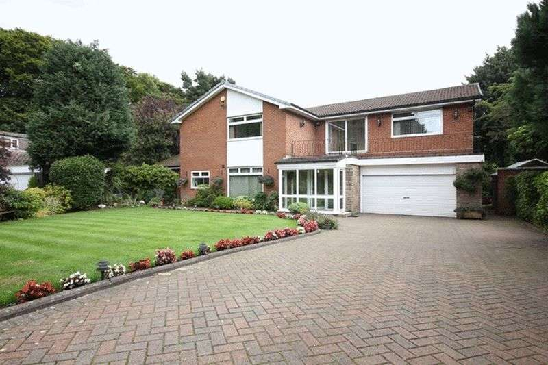 6 Bedrooms Detached House for sale in Cabot Green, Woolton, Liverpool, L25