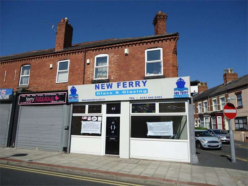 Property for rent in New Chester Road