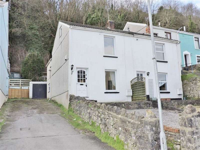 2 Bedrooms Property for sale in Clifton Terrace, Mumbles