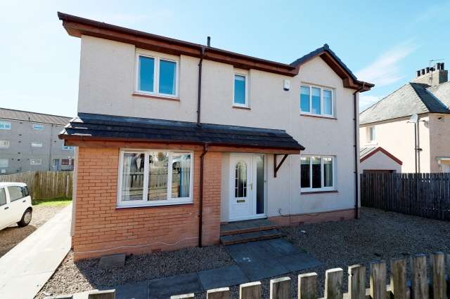 4 Bedrooms Detached Villa House for sale in Hospitland Drive, Lanark, Lanarkshire, ML11 7EH