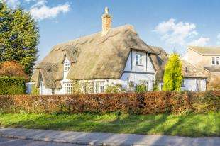 3 Bedrooms Detached House for sale in West Perry, Perry, Huntingdon, Cambridgeshire