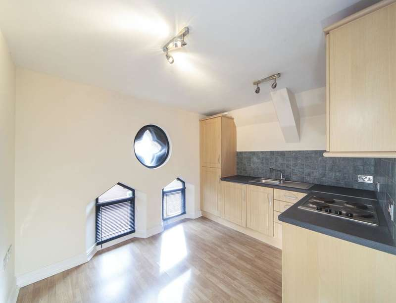 1 Bedroom Flat for sale in Meribel Square, Prescot, L34