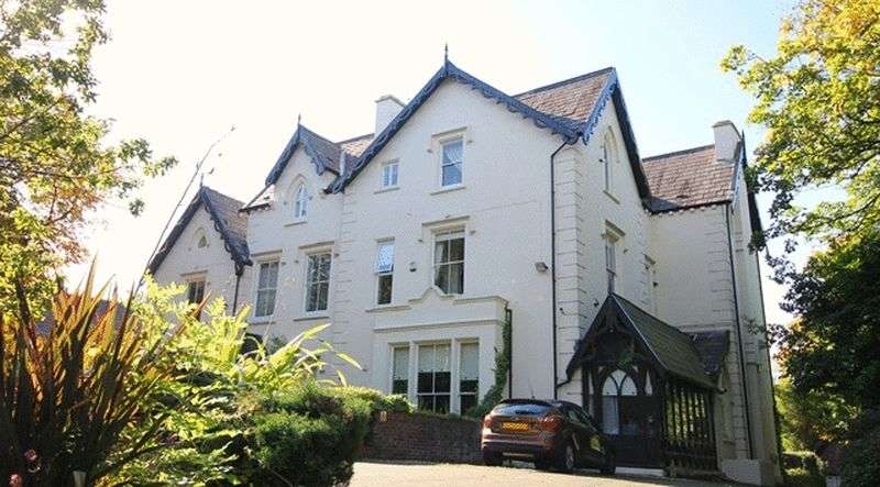 2 Bedrooms Flat for sale in North Mossley Hill Road, Mossley Hill, Liverpool, L18