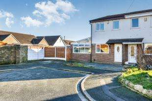 3 Bedrooms Semi Detached House for sale in Witherslack Close, Morecambe, Lancashire, United Kingdom, LA4