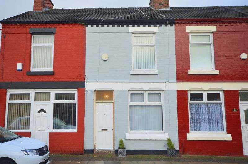 2 Bedrooms Terraced House for sale in Cockburn Street, Dingle
