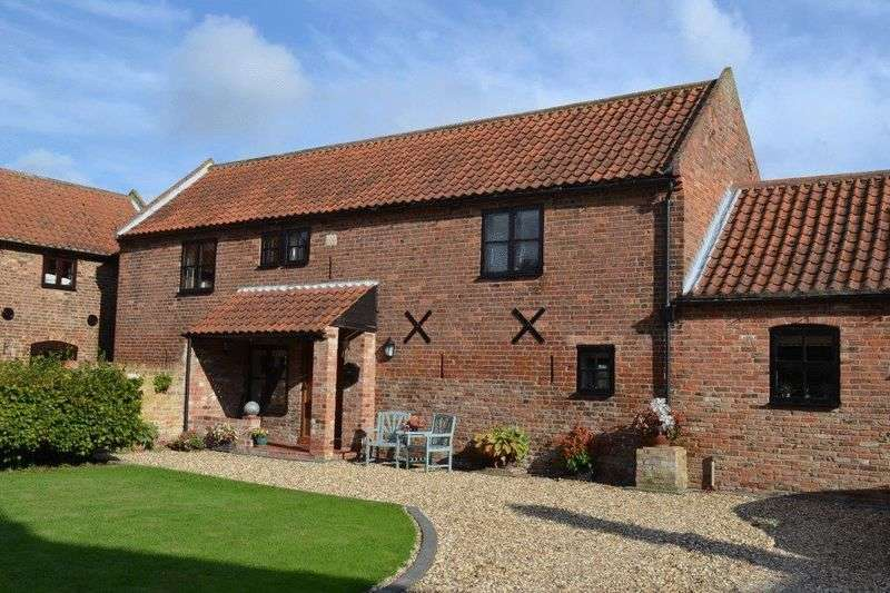 3 Bedrooms Cottage House for sale in Thorn Lane, Goxhill