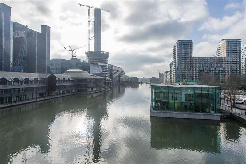 1 Bedroom Property for sale in Baltimore Tower, Canary Wharf, London, E14