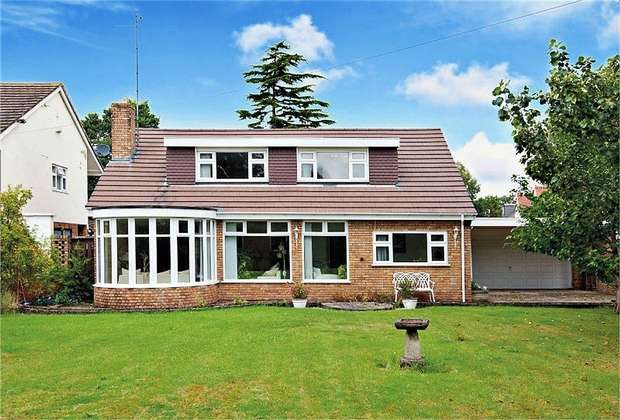 4 Bedrooms Detached House for sale in New Hey, Sandfield Park, Liverpool, Merseyside