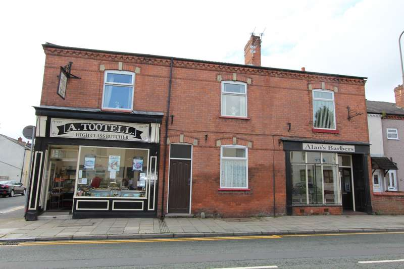 4 Bedrooms Commercial Property for sale in Heath Street, Warrington, WA3