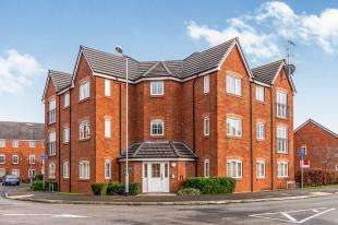 2 Bedrooms Flat for sale in Fieldhouse Way, Stafford, Staffordshire