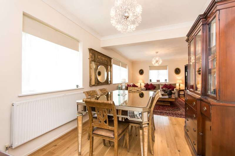 2 Bedrooms Flat for sale in Avenue Road, St John's Wood, NW8