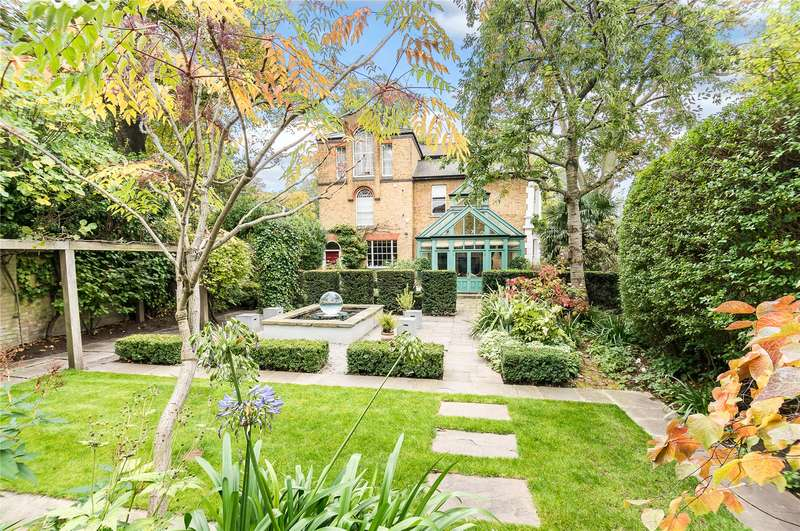 6 Bedrooms Detached House for sale in Mountfort Crescent, Barnsbury, N1