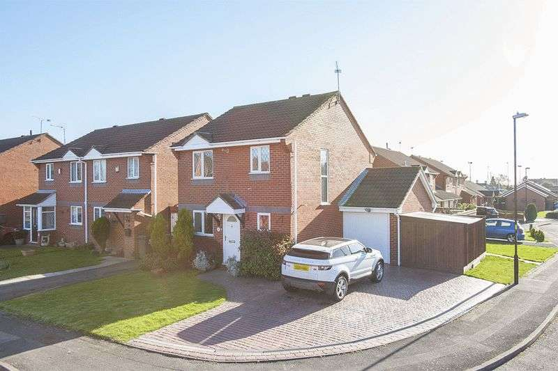 3 Bedrooms Detached House for sale in Chaceley Close, Walsgrave