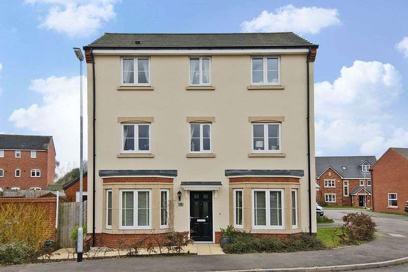 5 Bedrooms Detached House for sale in Lupin Drive, Huntington