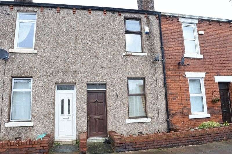 2 Bedrooms Terraced House for sale in Delagoa Street, Carlisle