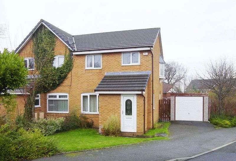 3 Bedrooms Semi Detached House for sale in Crossley Drive, Wavertree, Liverpool, L15