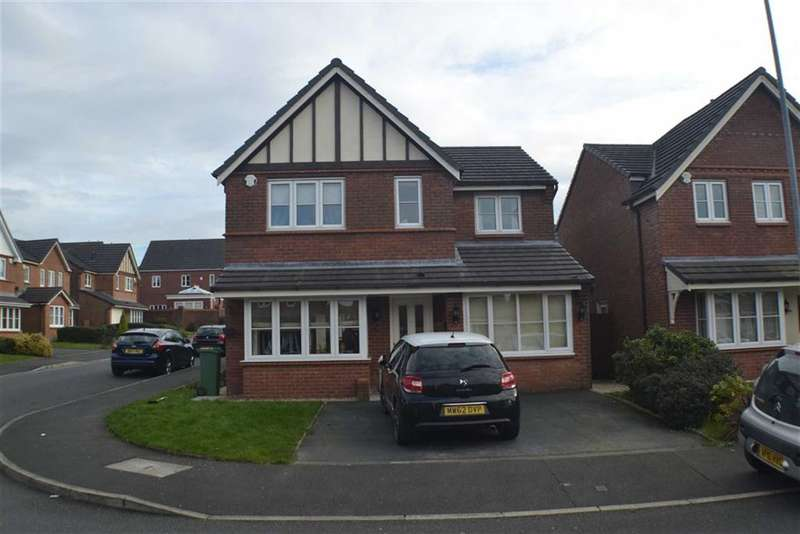 4 Bedrooms Property for sale in Freshwater Drive, Ashton-under-lyne, Lancashire, OL6
