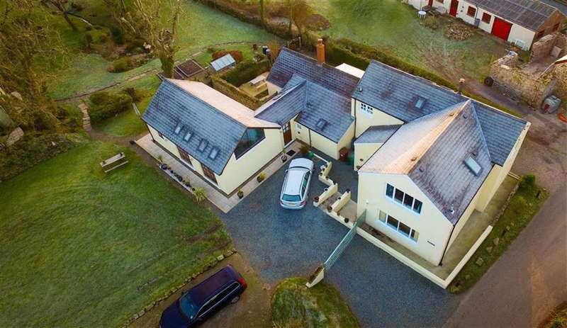 5 Bedrooms House for sale in Talbenny, Haverfordwest
